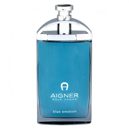 Blue Emotion Man