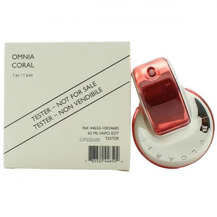 Omnia Coral Woman (Tester)