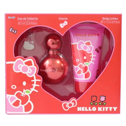 Hello Kitty Red Woman (Gift Set)