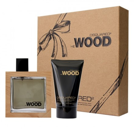 He Wood Man (Gift Set)
