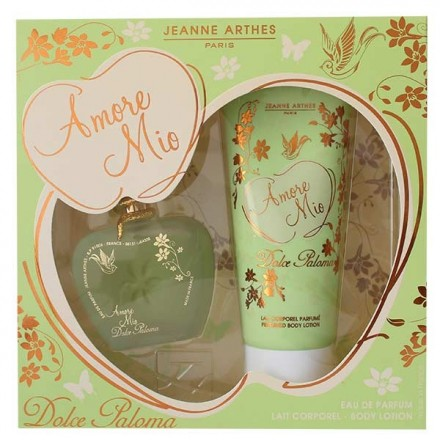 Amore Mio Dolce Paloma Woman (Gift Set) Jeanne Arthes