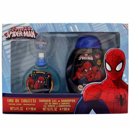 Spiderman Ultimate Man (Gift Set)