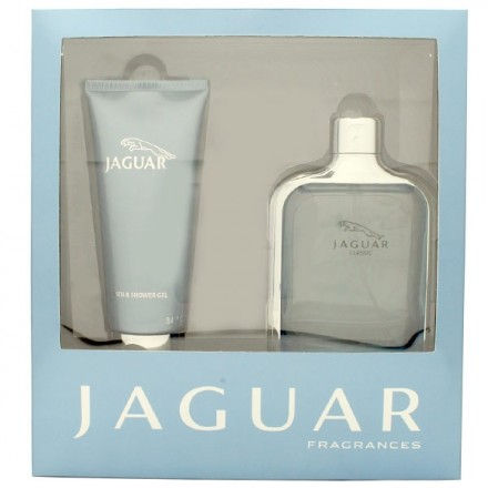 Jaguar (Relaunched) Man (Gift Set)