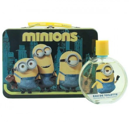Minions Metallic Box Unisex