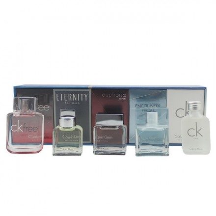Deluxe Fragrance Travel Collection For Men