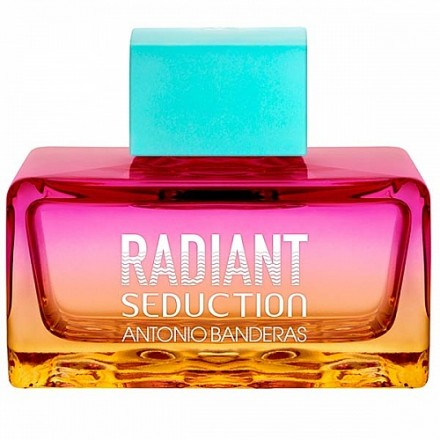 Radiant Seduction Blue Woman Antonio Banderas