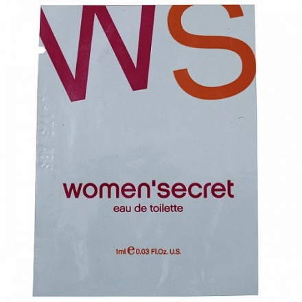 WS Woman (Vial) Women Secret