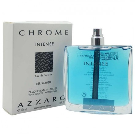 Chrome Intense Man (Tester)