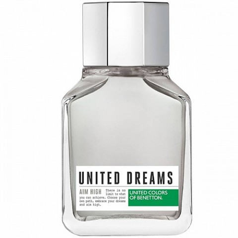 United Dreams Aim High For Men Benetton