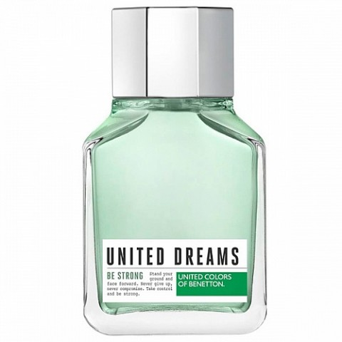 United Dreams Be Strong For Men Benetton