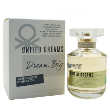 United Dreams Dream Big Woman (Tester)