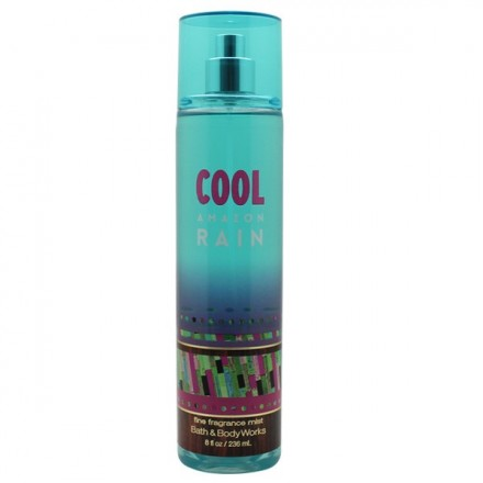 Cool Amazon Rain Unisex Body Mist