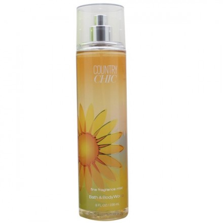 Country Chic Woman Body Mist