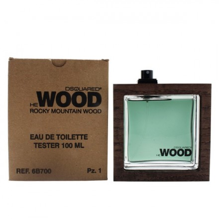 He Wood Rocky Mountain (Tester)