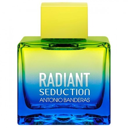 Radiant Seduction Blue Man