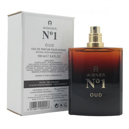 No 1 Oud Unisex (Tester)