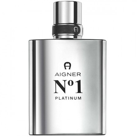 No 1 Platinum Man