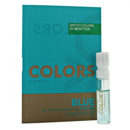 Colors de Benetton Blue Woman (Vial)