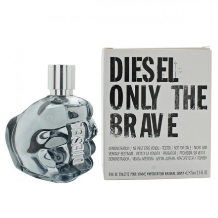 Only The Brave Man (Tester)