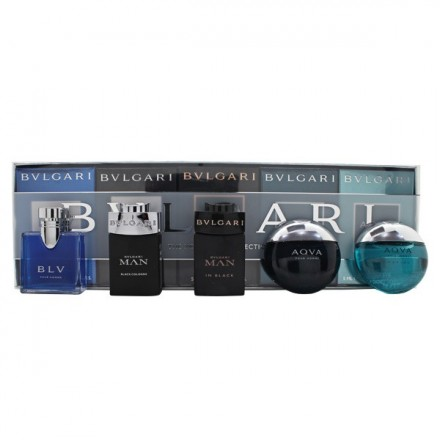 The Mens Gift Collection (Miniatur Set)