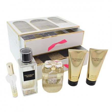 Angel Gold Woman (Gift Set)