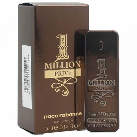 One Million Prive Man (Miniatur)