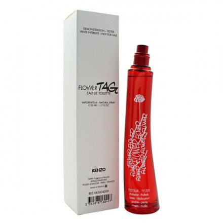 Flower Tag Woman 50 ML (Tester) Kenzo