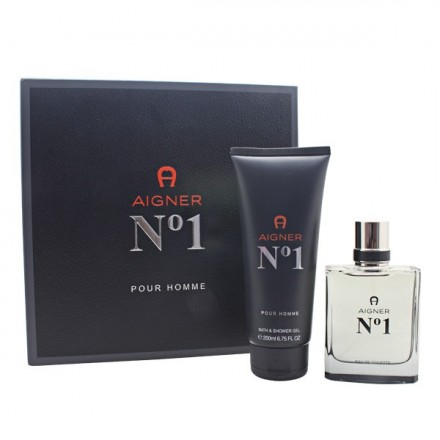 No 1 Man (Gift Set) - Etienne Aigner