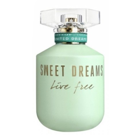 Sweet Dreams Live Free For Her - Benetton
