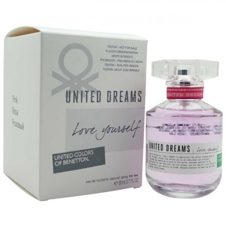 United Dreams Love Yourself For Her (Tester)