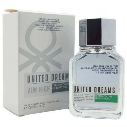 United Dreams Aim High For Men (Tester)