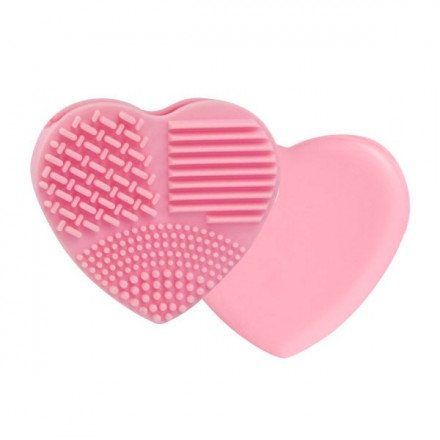 Pink Brush Cleaner