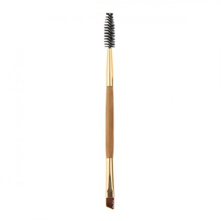 Brown Double Eyebrow Brush - Elite