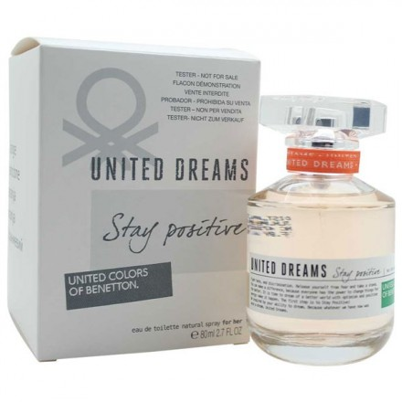 United Dreams Stay Positive For Her (Tester)