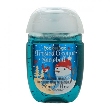 Frosted Coconut Snowball (Pocket Bac)