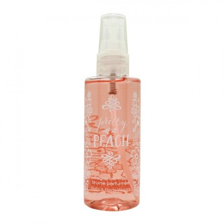 Pretty as a Peach (Travel Mist) - Bath & Body Works