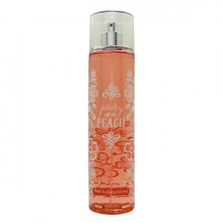 Pretty as a Peach (Body Mist) - Bath & Body Works
