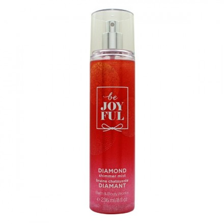 Be JoyFul (Diamond Shimmer Mist) - Bath & Body Works