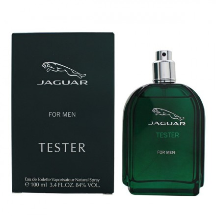 Jaguar Man (Tester)