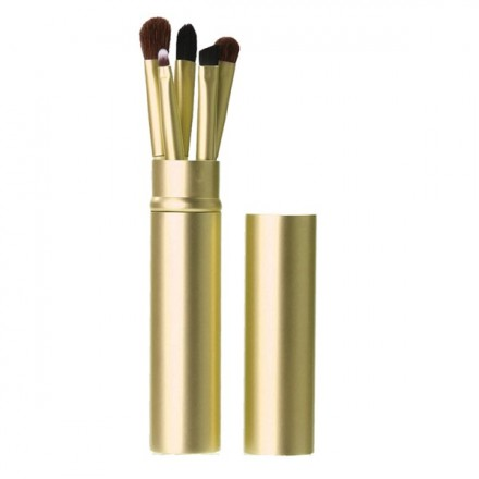 Gold Travel Brush Set (5 pcs)
