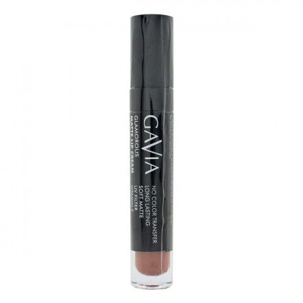 Glamorous Matte Lip Cream Wild Honey - Gavia