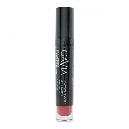 Glamorous Matte Lip Cream Cotton Pink - Gavia