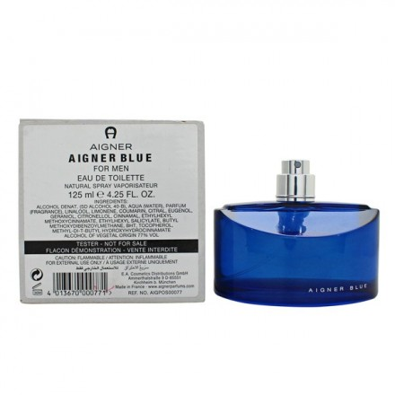 Aigner Blue Man 125 ML (Tester)