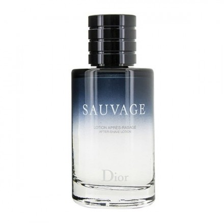 Sauvage Man After Shave Lotion