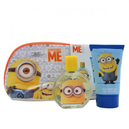 Minions Pouch (Gift Set)