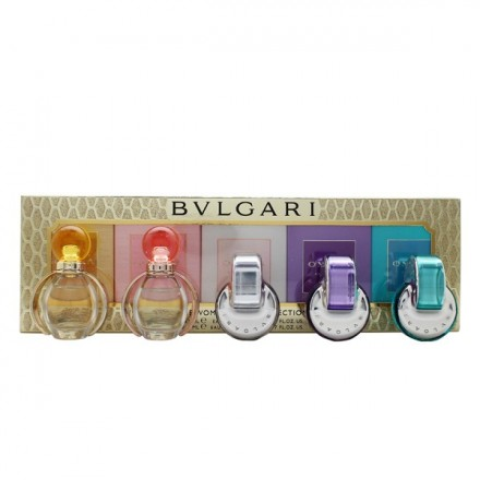 The Womens Gift Collection (Miniatur Set 2) - Bvlgari