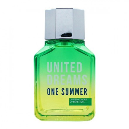 United Dreams One Summer For Him - Benetton
