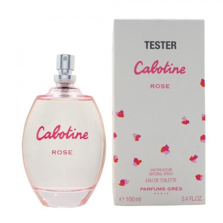 Cabotine Rose Woman (Tester) - Gres