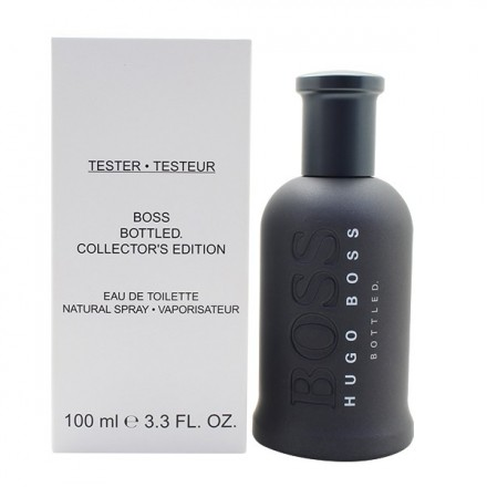 Boss Bottled Collectors Edition Man (Tester) - Hugo Boss