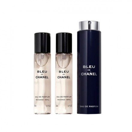 Chanel Bleu De Chanel EDP Man Refillable Travel Spray